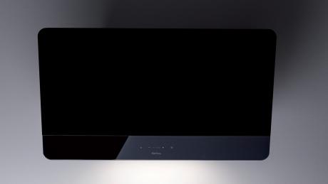 Настенная вытяжка Sirius SLTC 93 SKINNY black 60